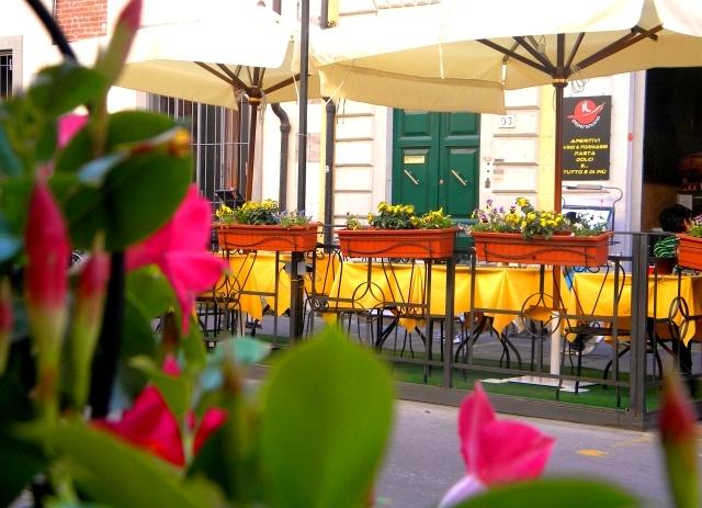 Кафе в Пизе
