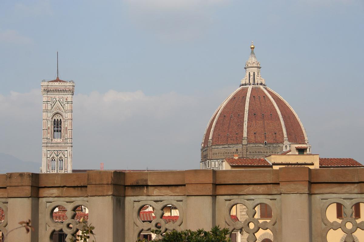 Купол собора Санта-Мария-дель-Фьоре, Флоренция