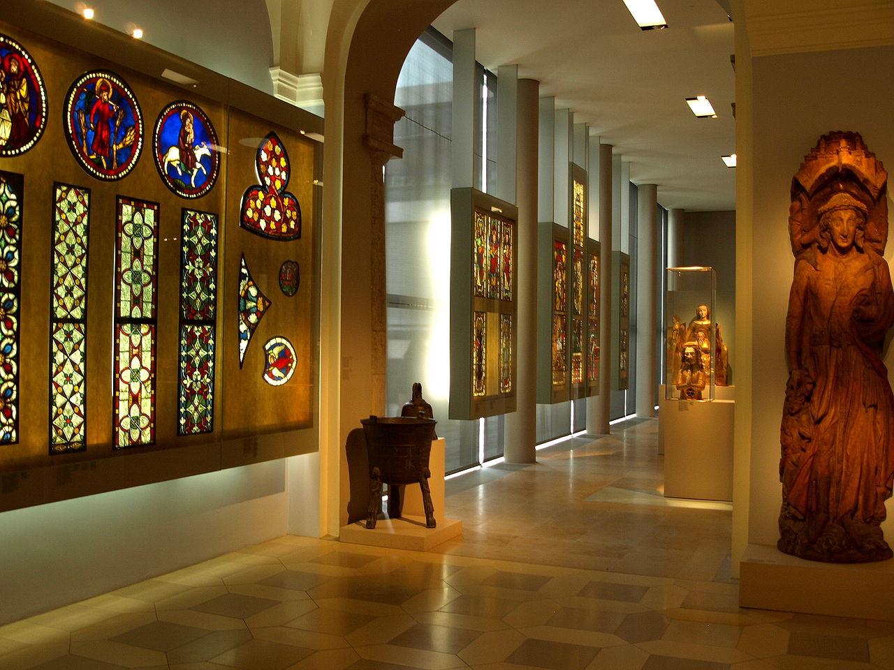 Германский национальный музей, один из залов ранних исторических периодов