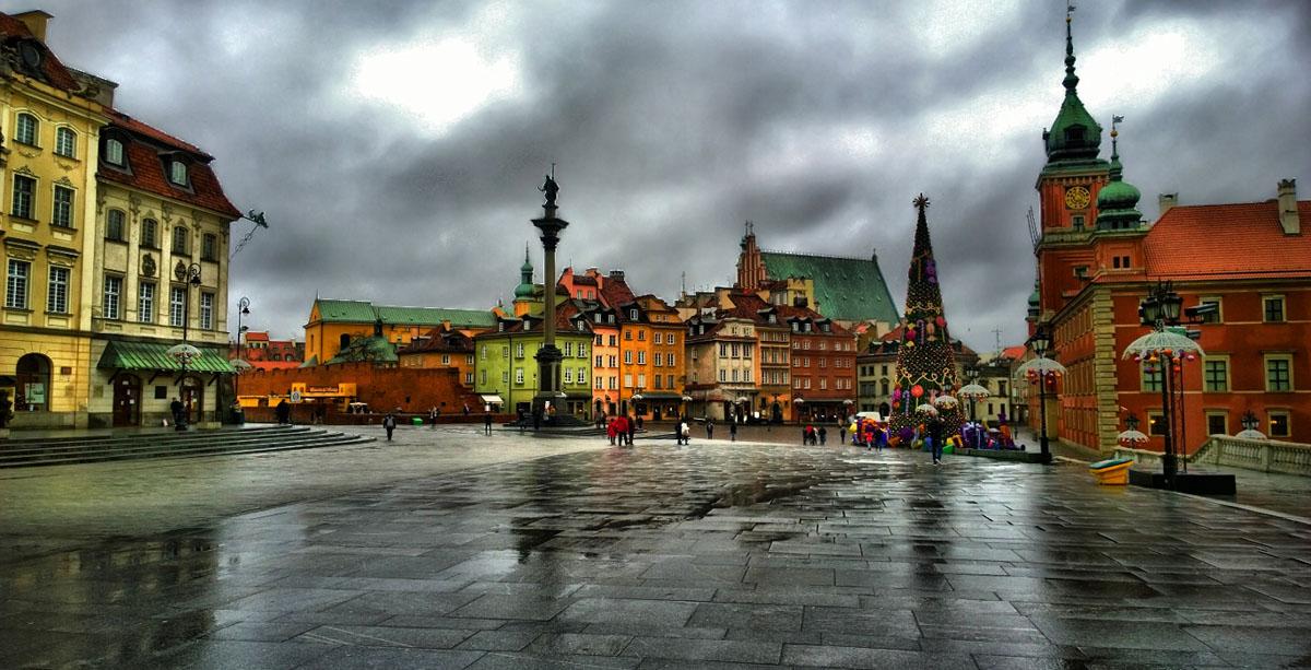 Польша красивейшие города фото