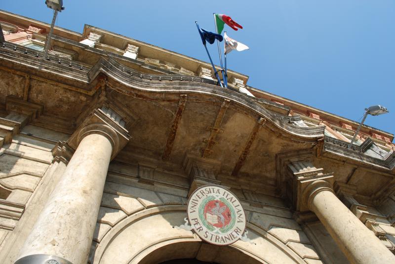 Университет для иностранцев в Перудже