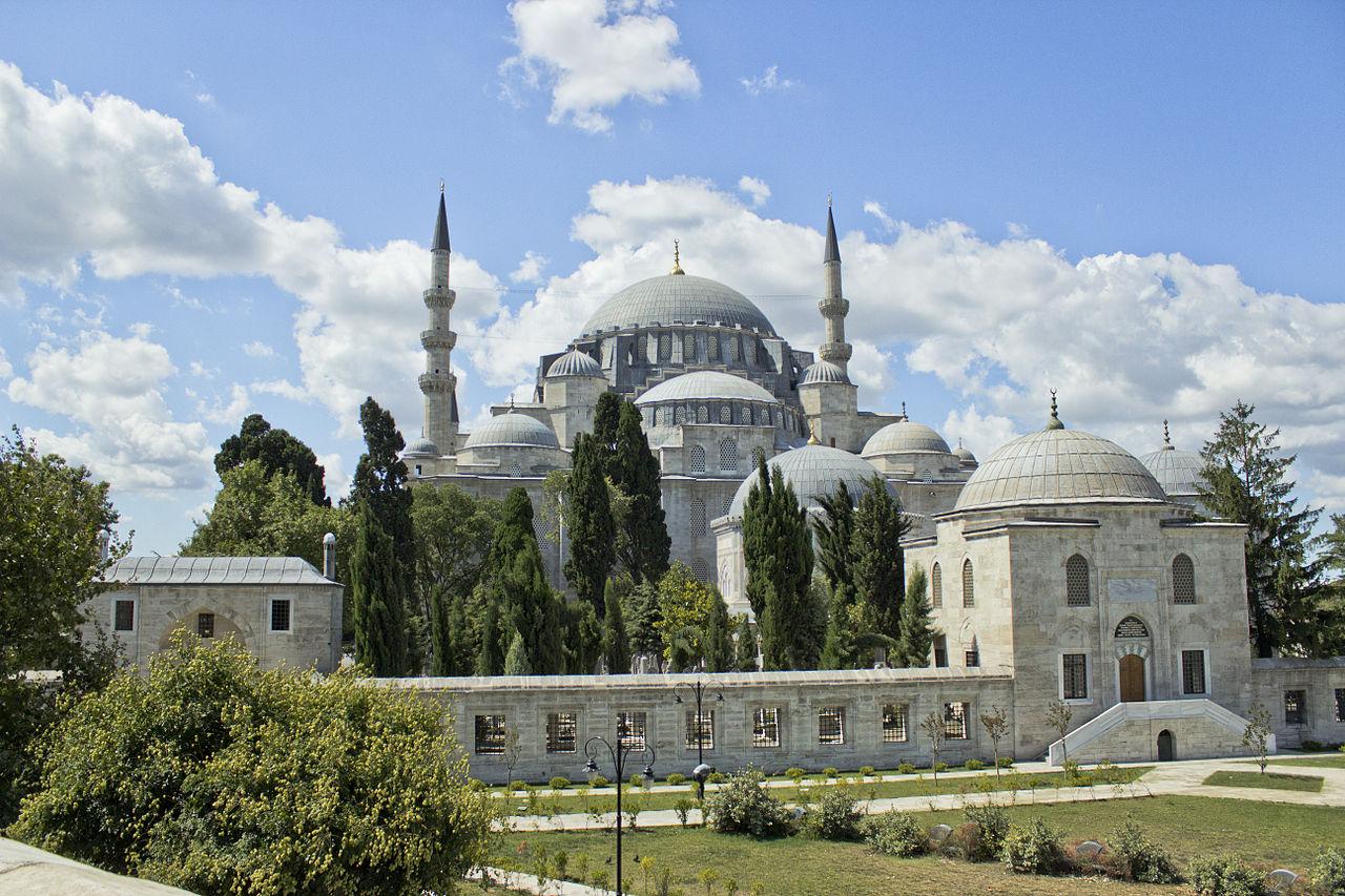 Мечеть Сулеймание: описание, история, фото, точный адрес