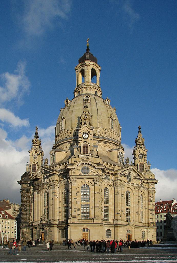 Церковь Фрауэнкирхе, Дрезден