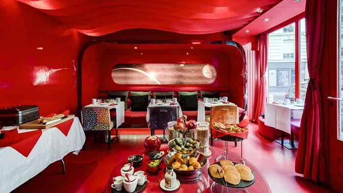 7 доступных отелей Парижа Five Boutique Hotel Paris Quartier Latin 1.jpg
