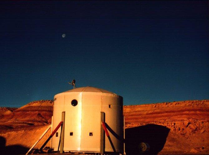 Mars Desert Research Station - morning.jpg