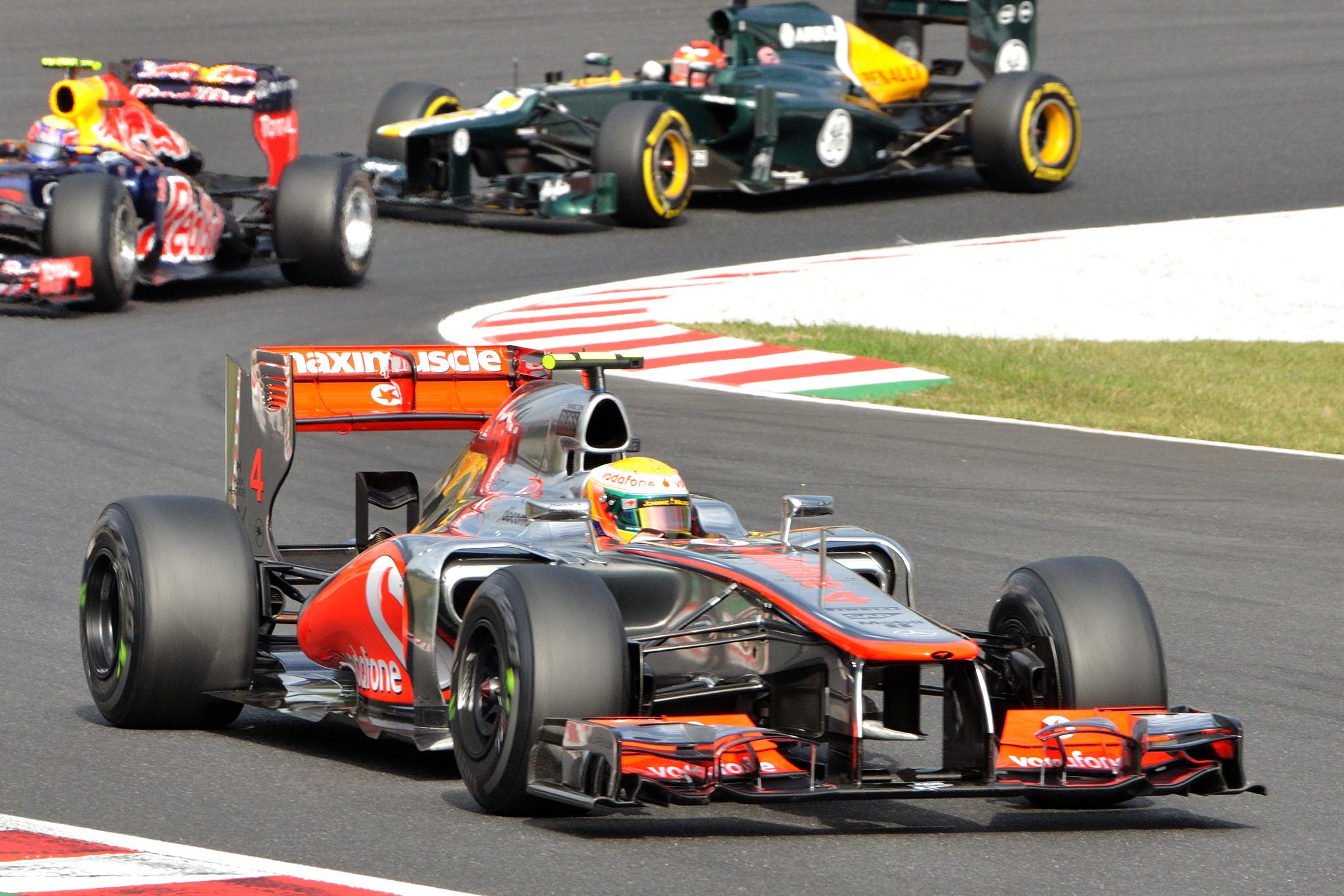 Гран-при Сингапура 2019. Формула 1 в 2019 году