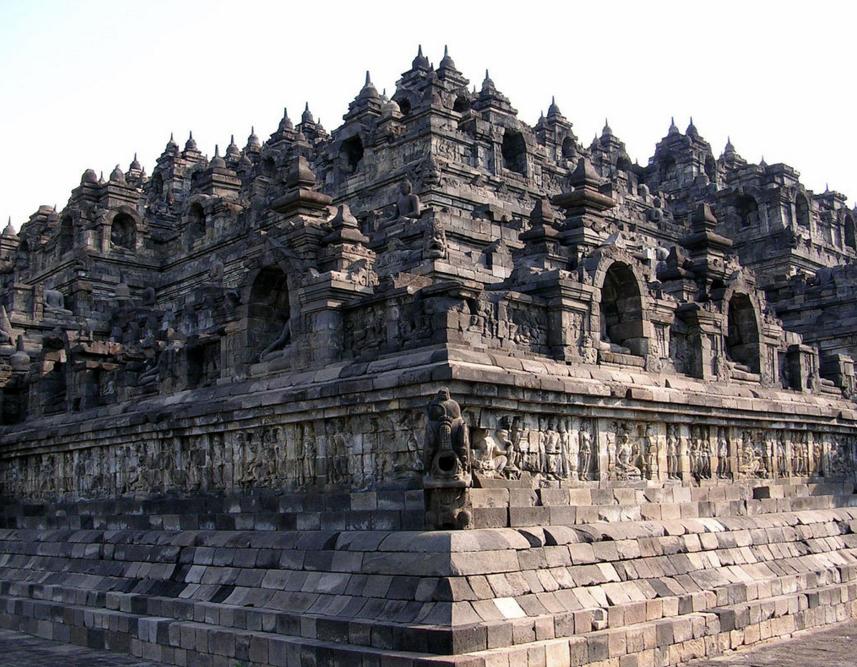 Храм Боробудур, Ява