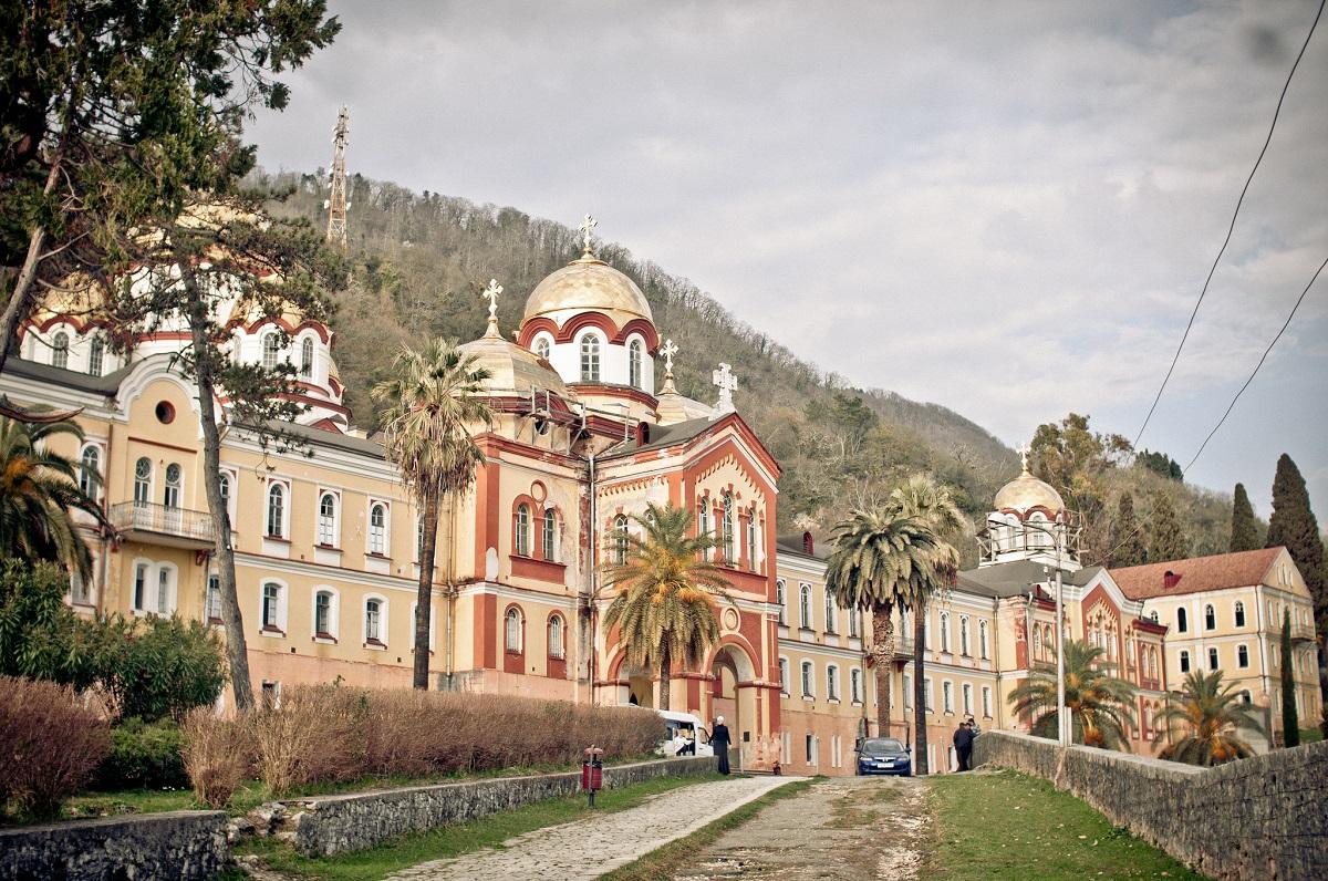 Картинки по запросу новый афон монастырь