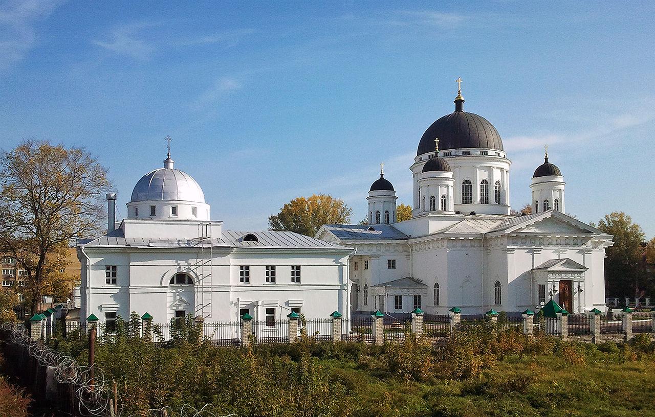 Ансамбль Спасского Староярморочного собора, Нижний Новгород