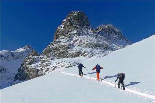 Горные лыжи в Словакии