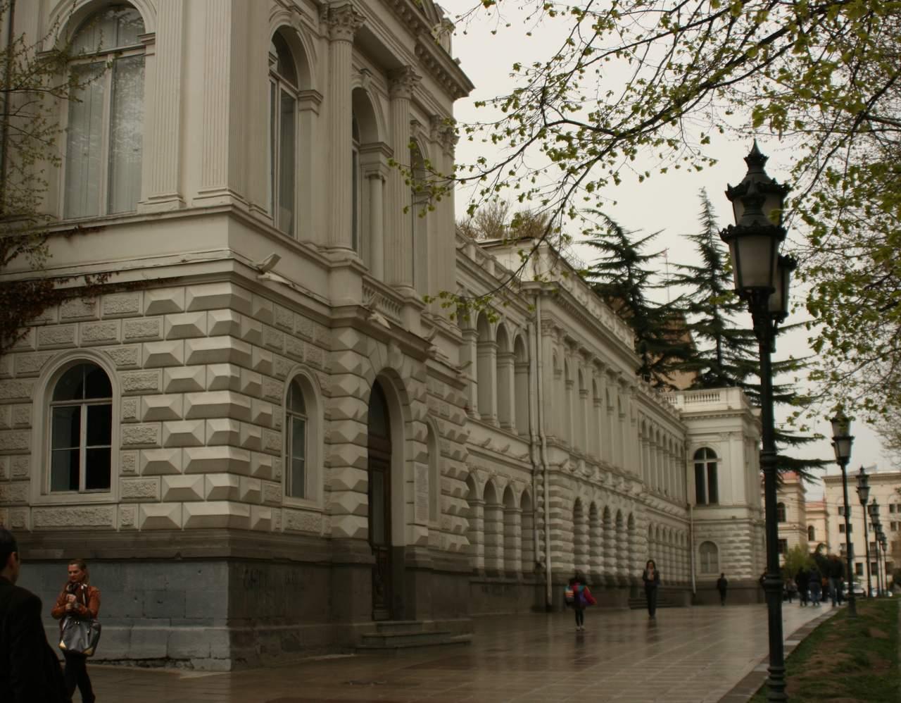Дворец Молодежи в Тбилиси