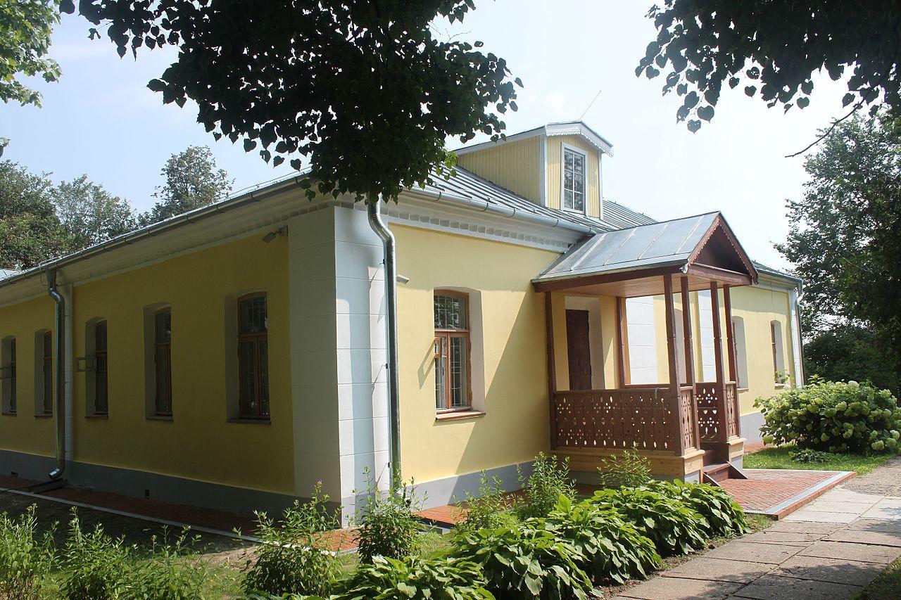 Музей-усадьба Д. И. Менделеева Боблово