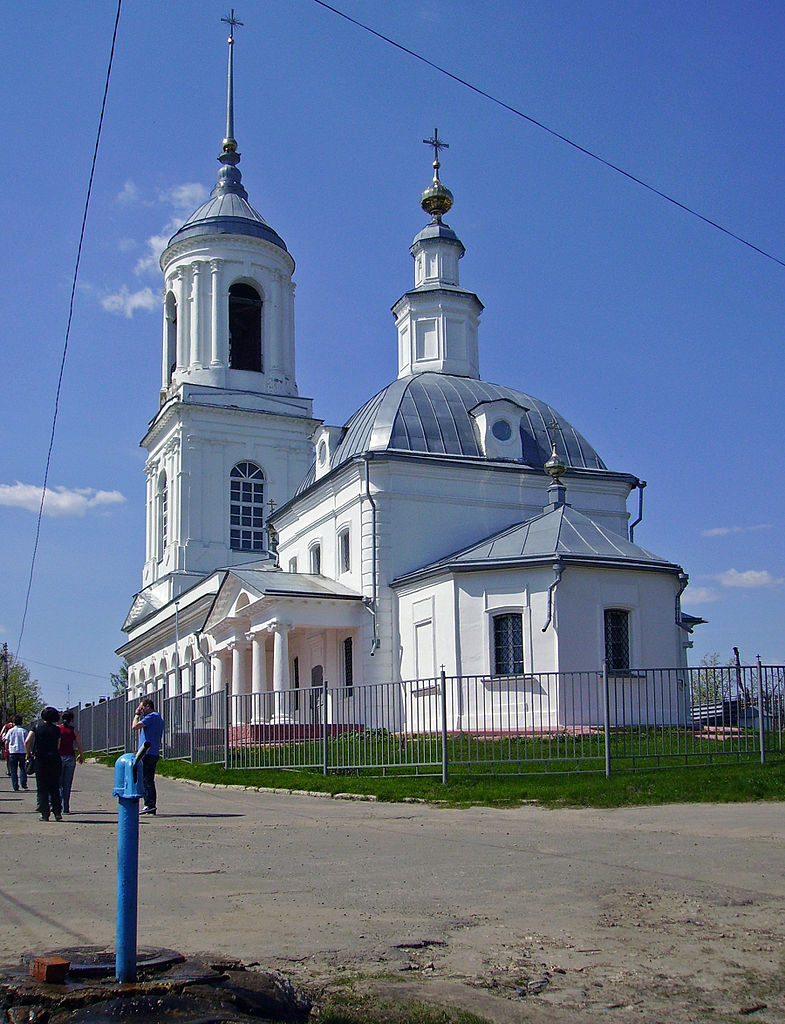 Муром, церковь во имя Смоленской иконы Божией Матери