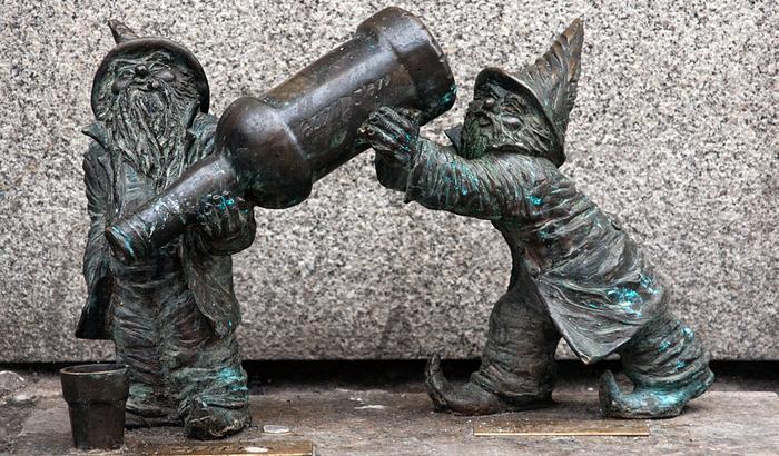 Смешные памятники Вроцлавские гномы 1.jpg