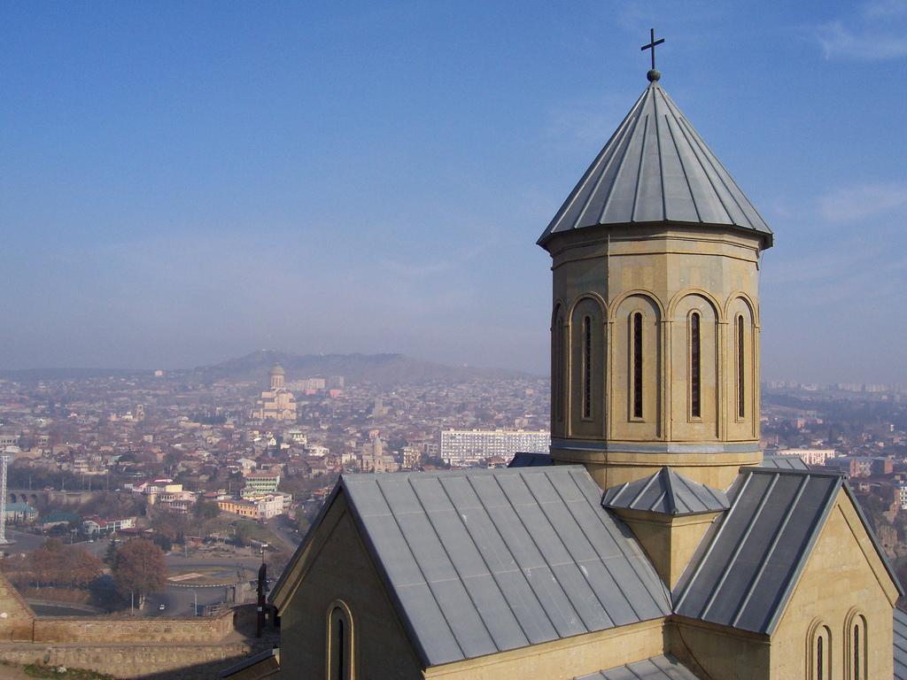 Храм Святого Георгия, Крепость Нарикала, Тбилиси