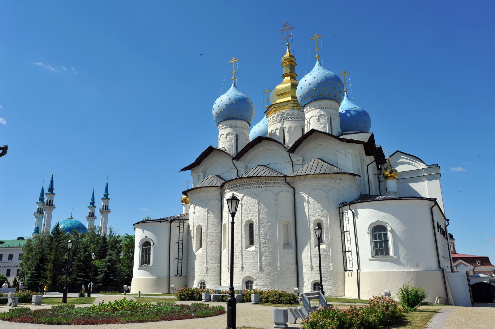 собор казанский фото