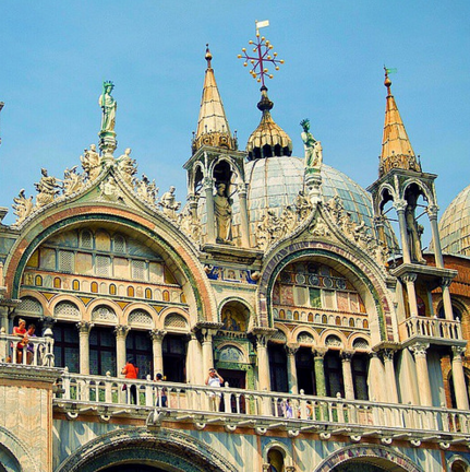 дворец дожей венеция фото