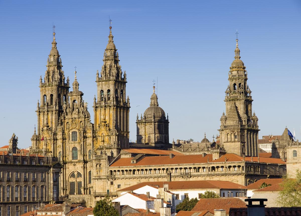 Старый город, Сантьяго-де-Компостела