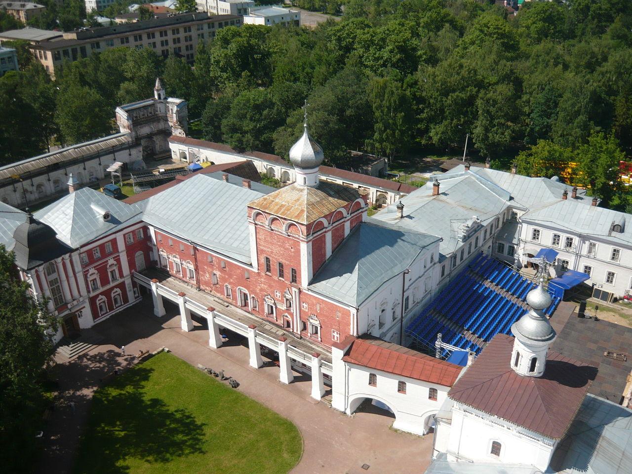Вологодский государственный музей-заповедник, архиерейский двор