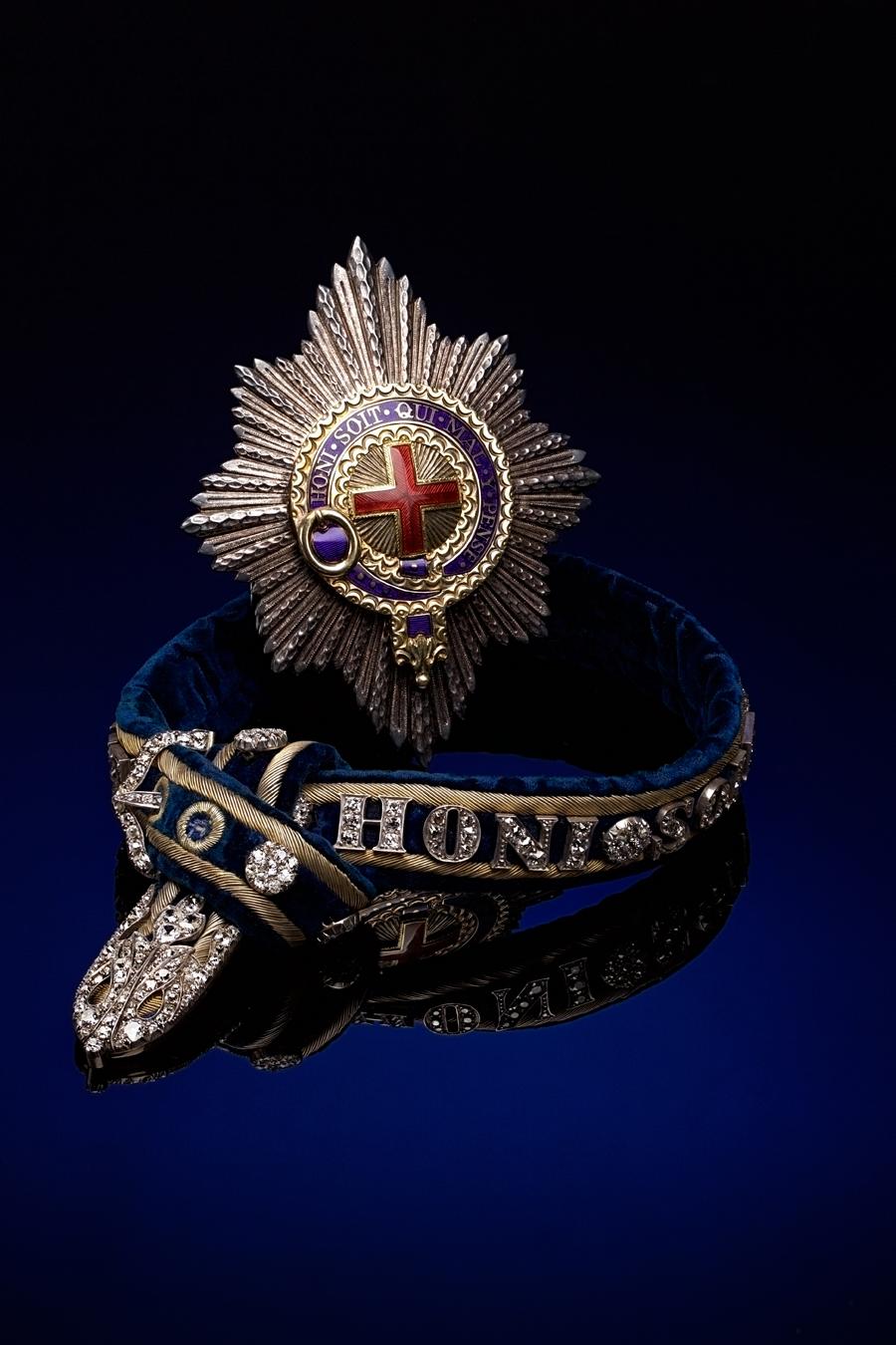Ордена в Музее орденов