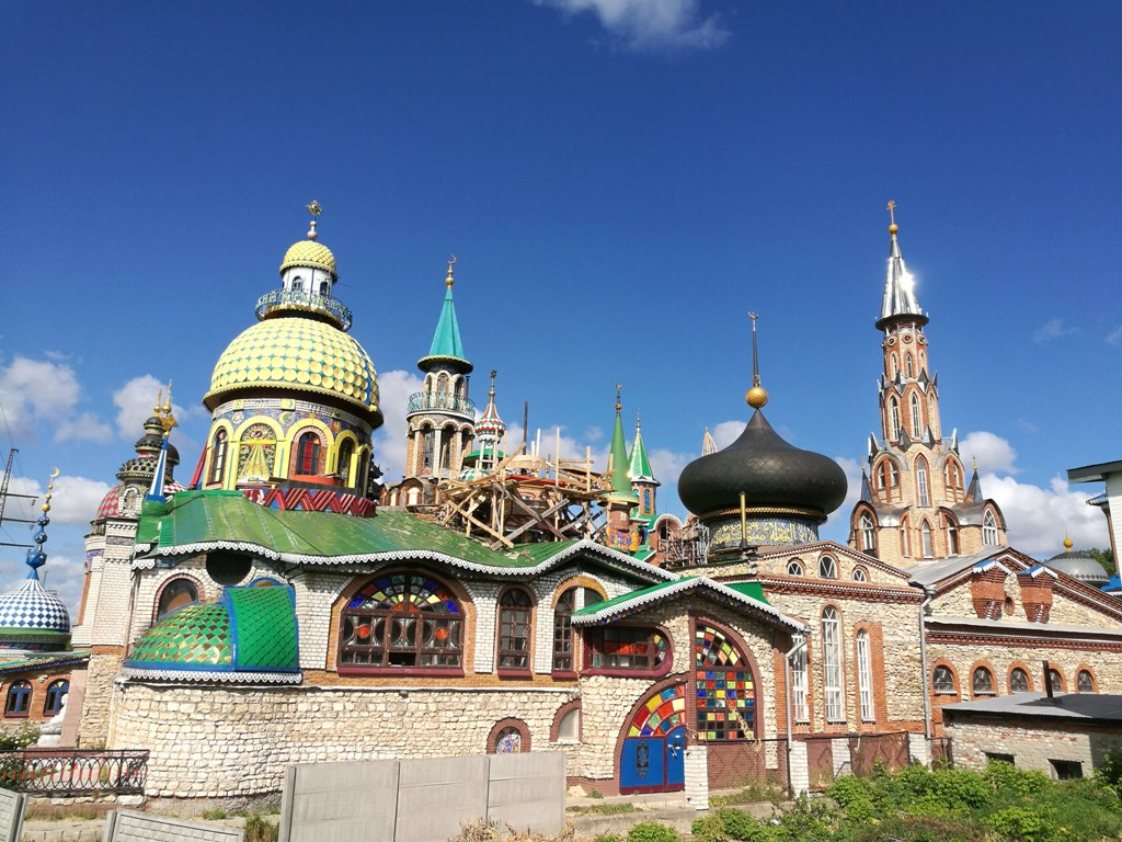 Храм всех религий (Татарстан), Россия