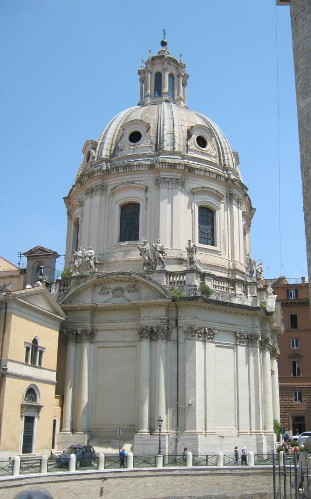 Церковь Сантиссимо-Номе-ди-Мария в Риме.JPG
