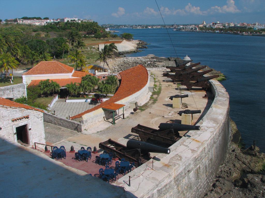 Исторический парк — крепость Ла-Кабанья