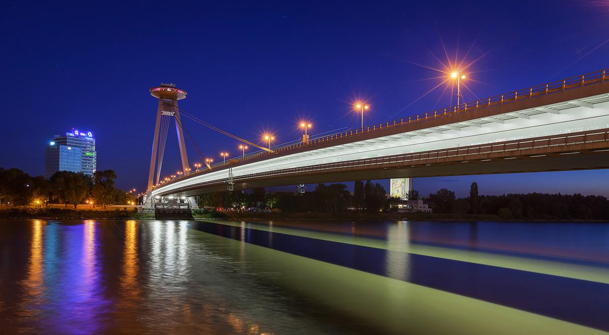 Мост СНП, Братислава