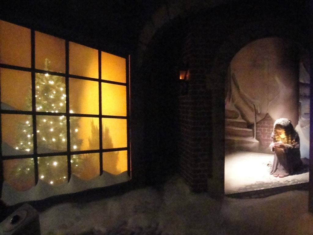 Музей Ганса Христиана Андерсена, Девочка со спичками