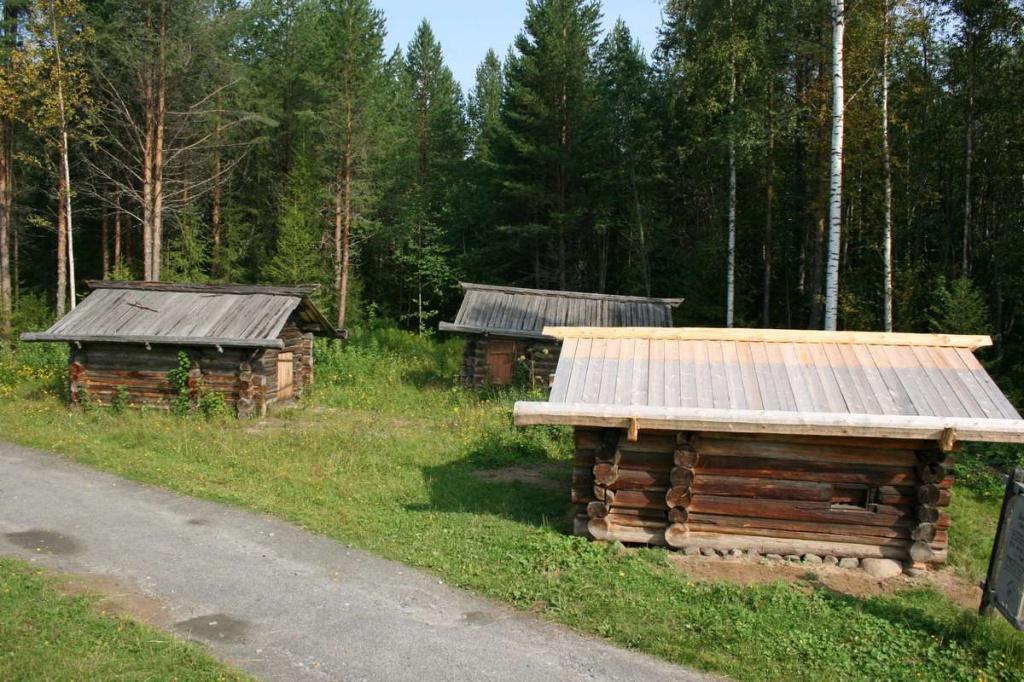 Пинежский сектор, Малые Корелы, Архангельская область