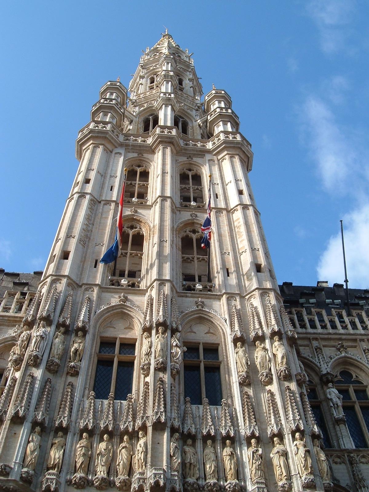 Ратуша в Брюсселе