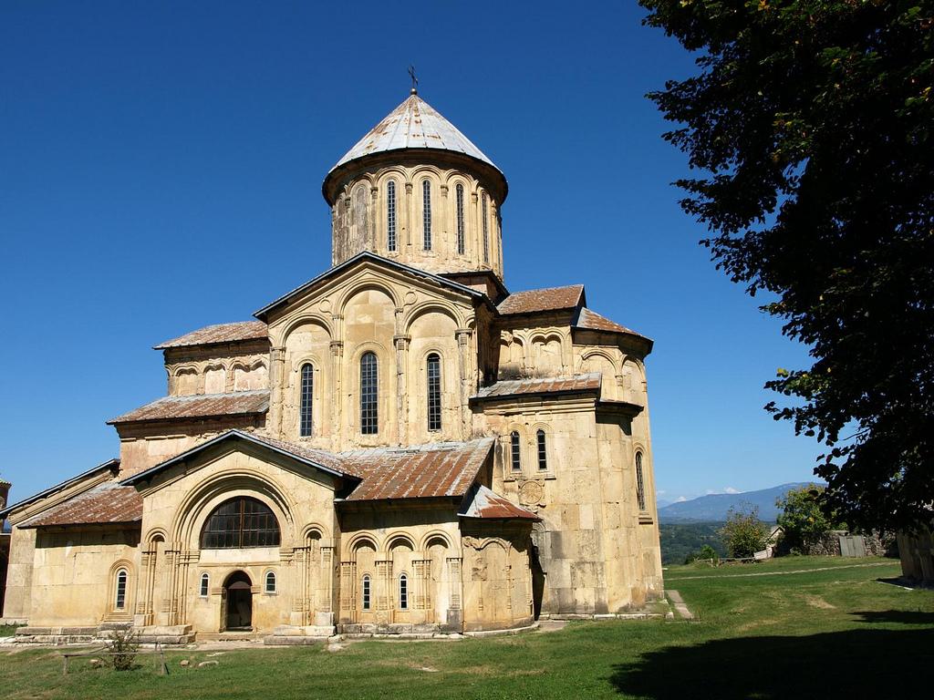 Собор Рождества Богородицы, Гелатский монастырь, Гелати