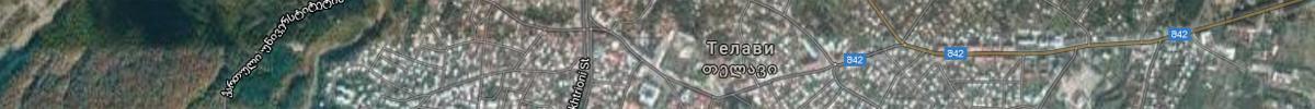 Достопримечательности Телави, что посмотреть в столице Кахетии