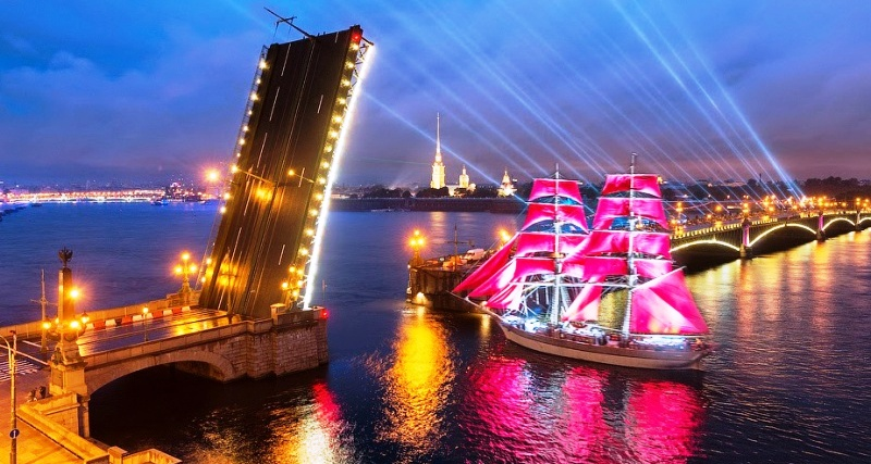 Файл:«Звери», «Сплин» и Бьянка. Санкт-Петербург готовится к «Алым парусам».jpg