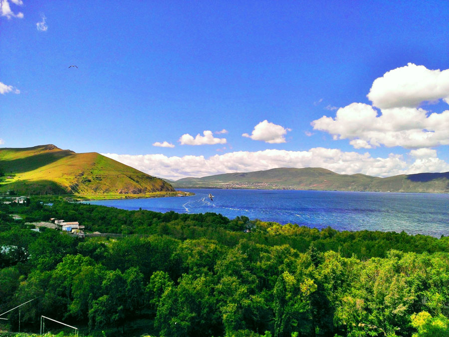 Волшебное озеро Севан