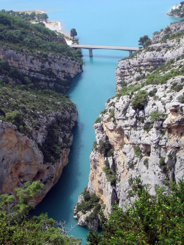 Мост, Вердонское ущелье, Прованс