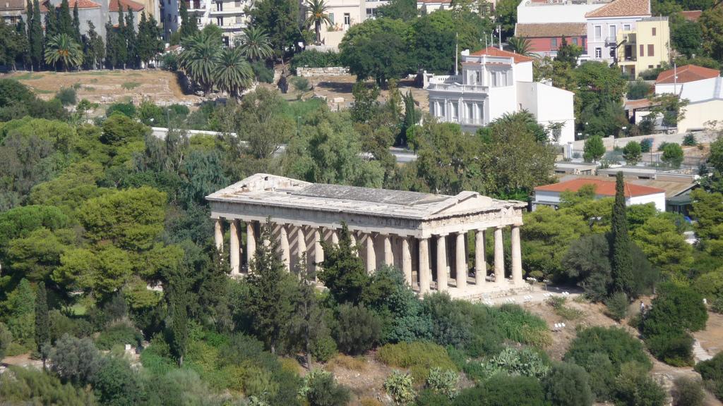Агора в Афинах