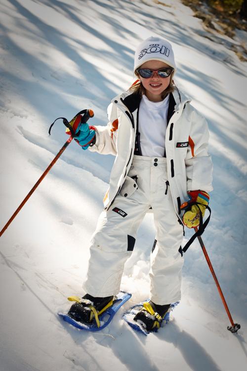 Маленький лыжник, Андорра