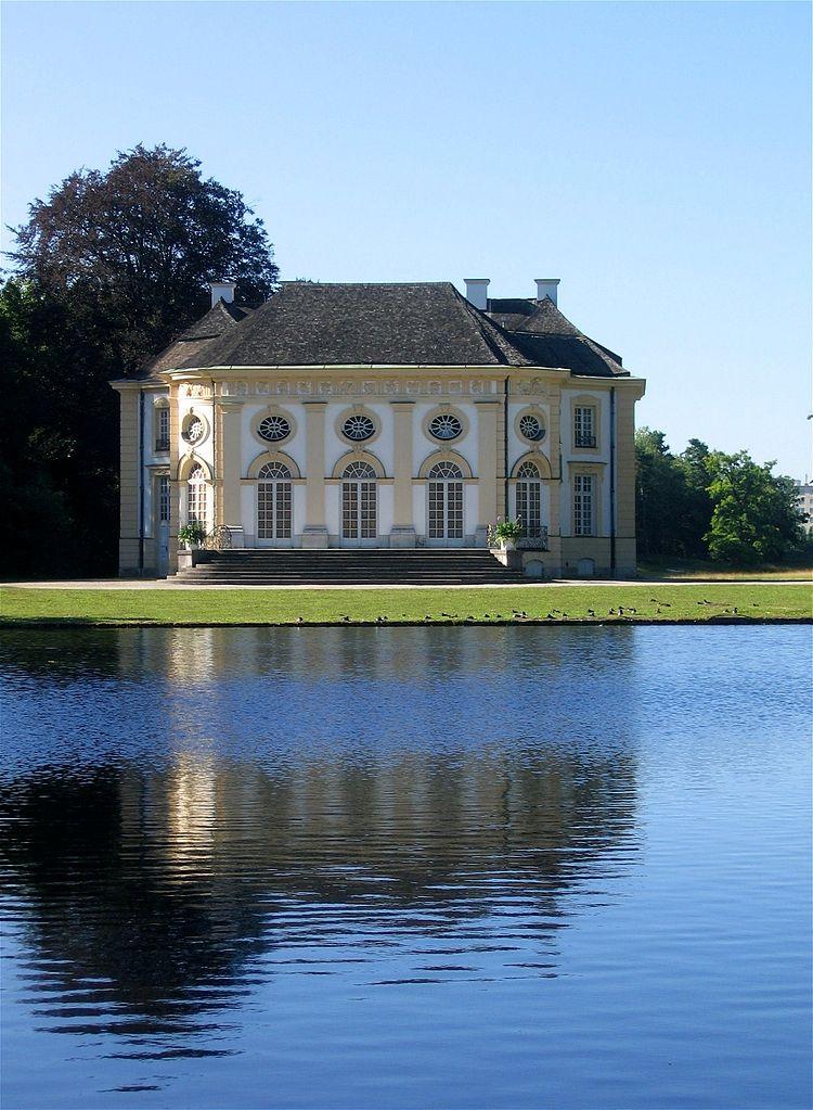 Нимфенбург, дом для купания