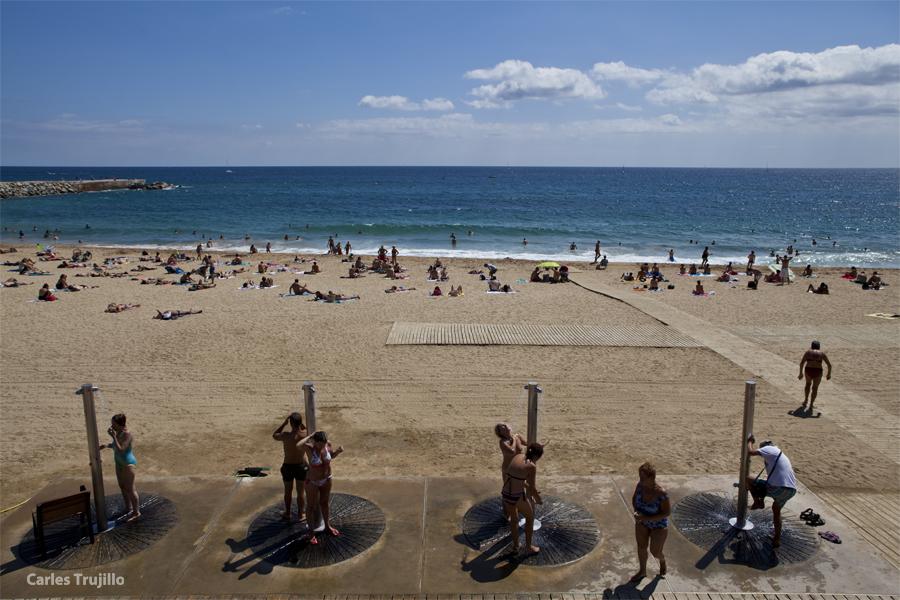 Пляж Барселонеты