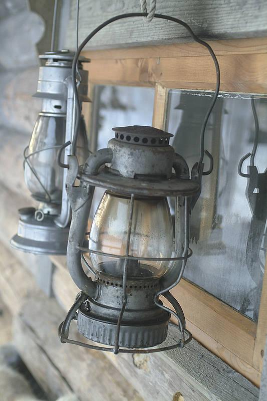 Банный фонарь, Финляндия