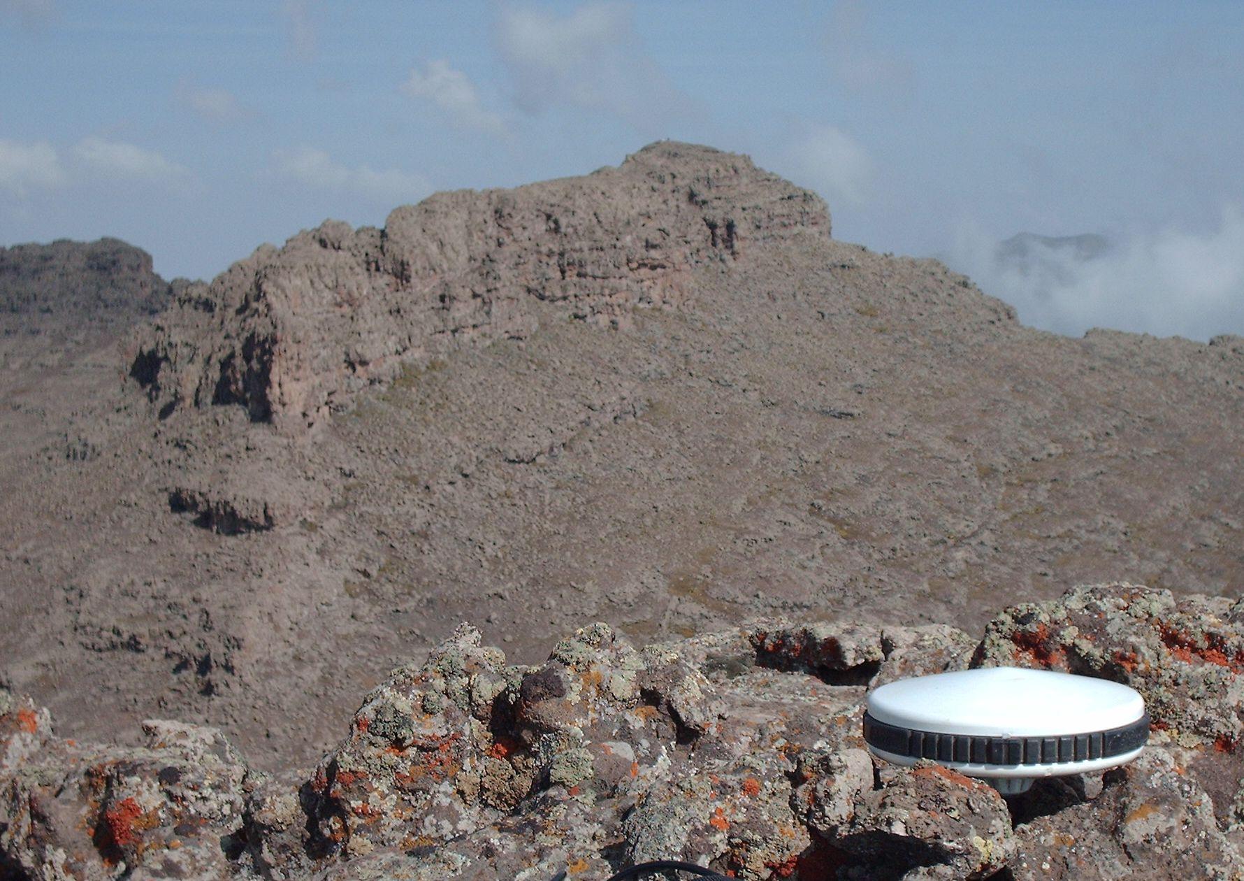 Гора Рас-Дашен