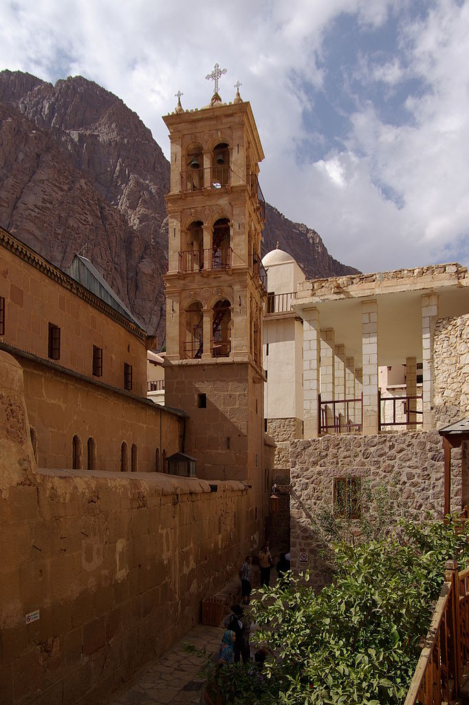 Монастырь Святой Екатерины, колокольня