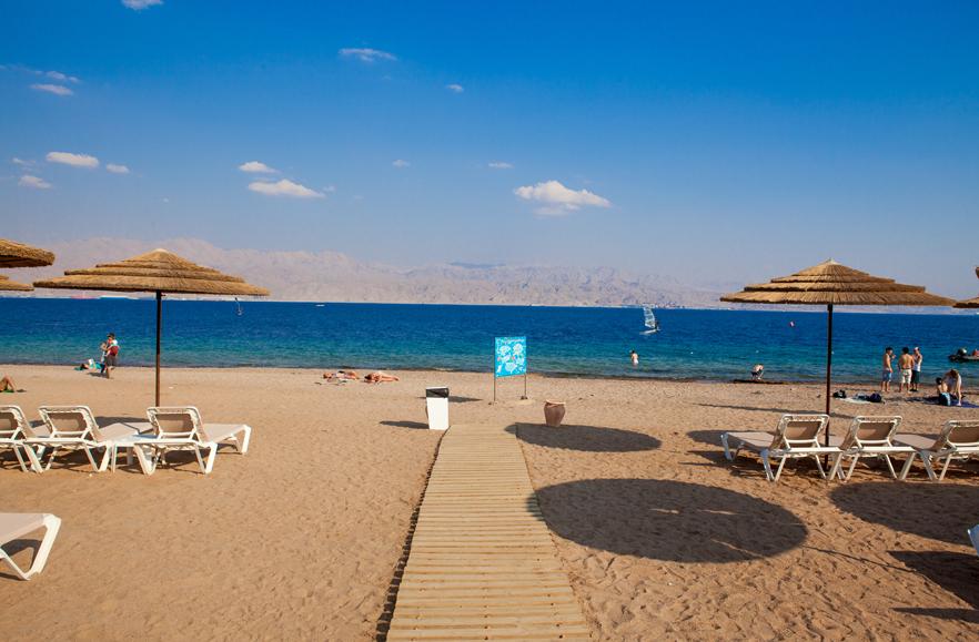 U Coral Beach Club Eilat Отель U Co...