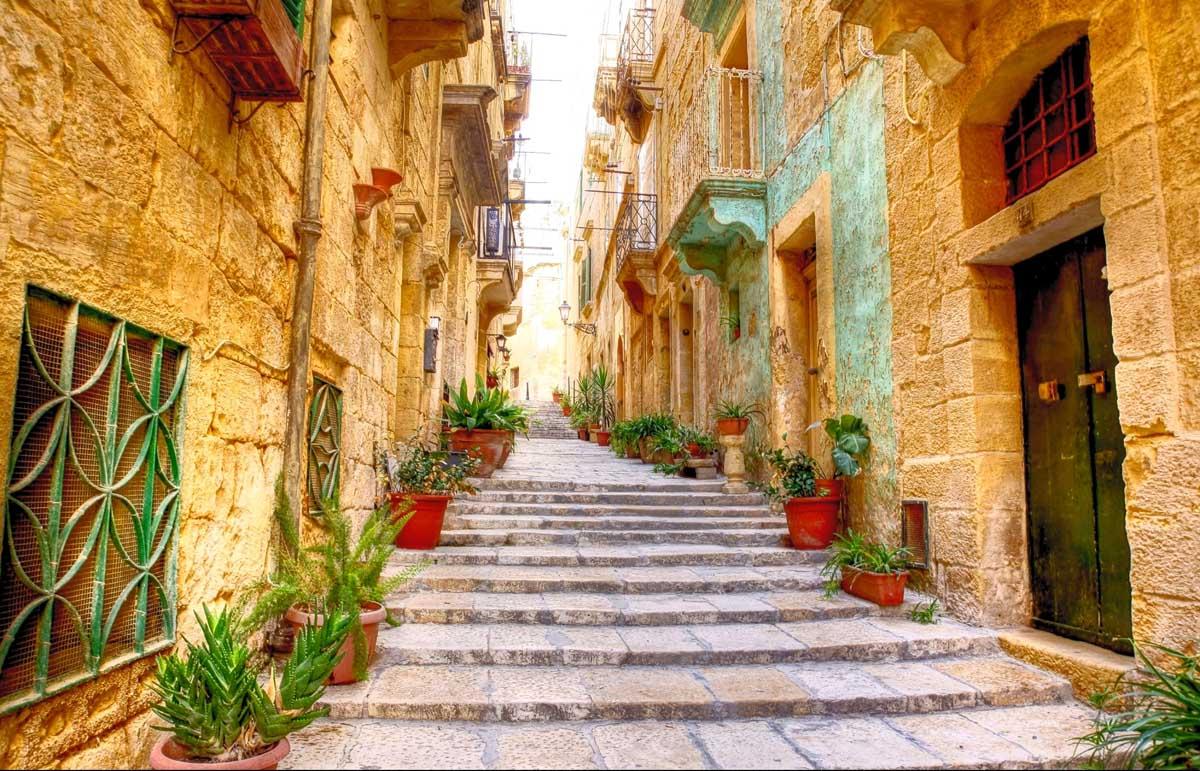Фото старая италия улицы