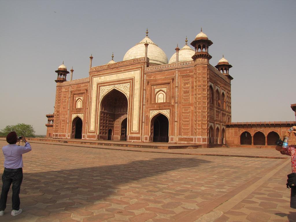 Ворота Тадж-Махала, Индия