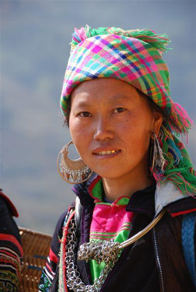 Женщина-кхмонг во Вьетнаме .jpg