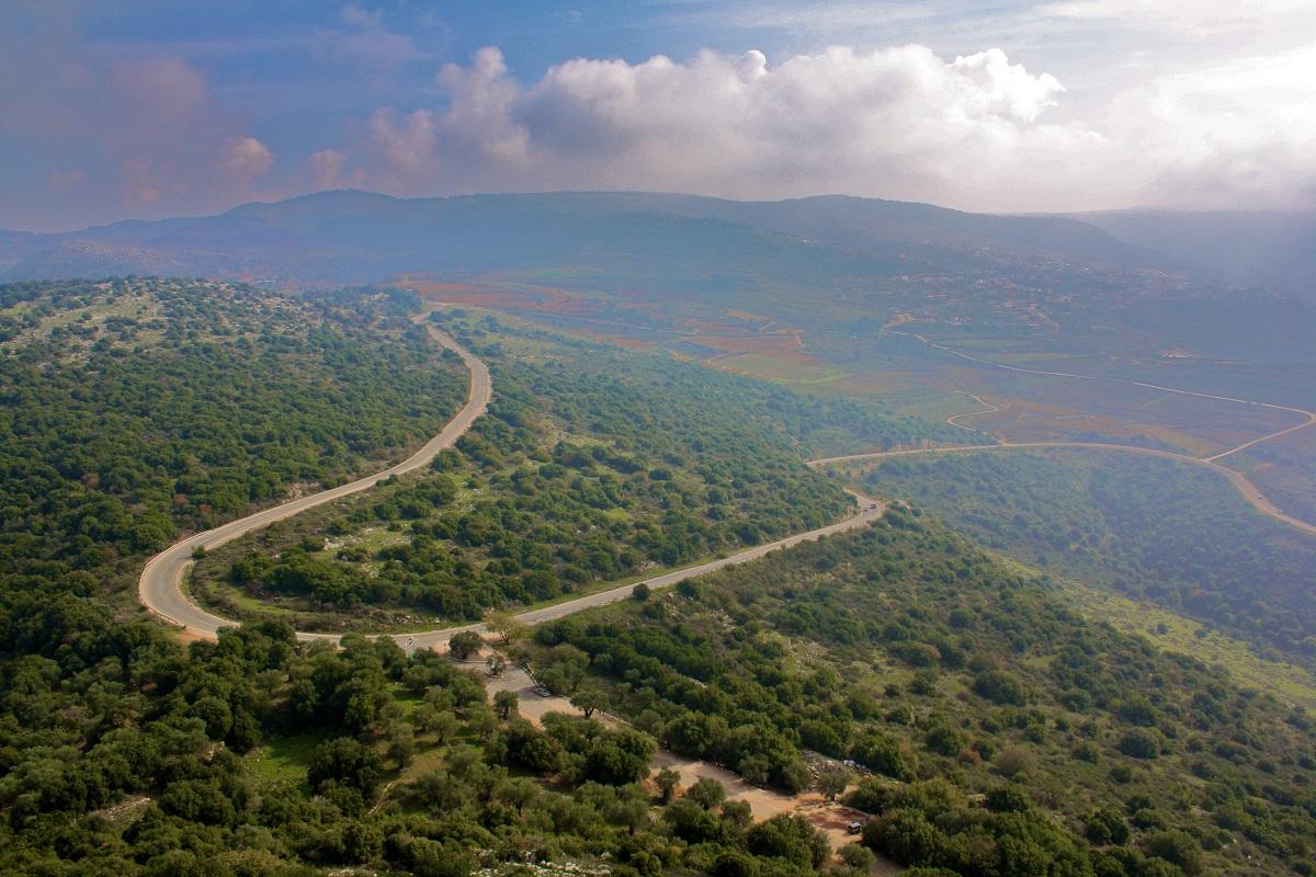 Голанские высоты, Израиль