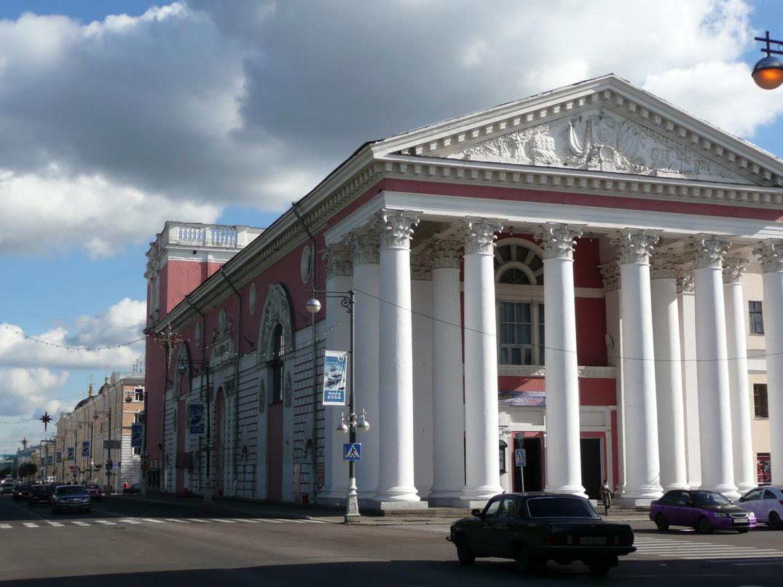 драматический театр тверь билеты