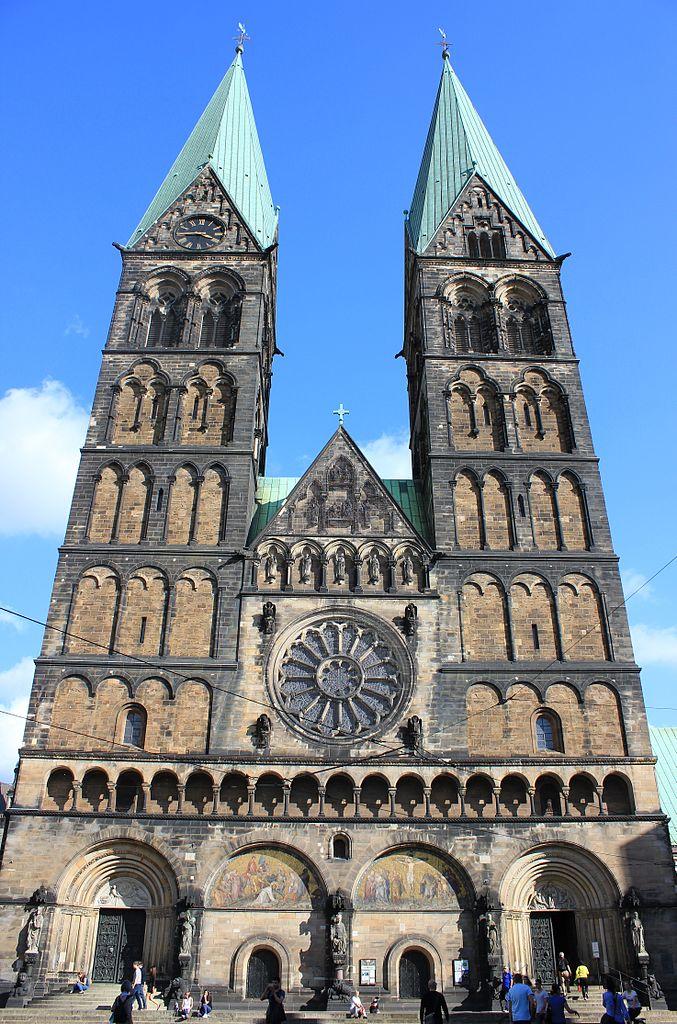 Бременский кафедральный собор Святого Петра